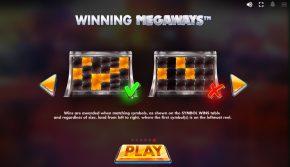Mystery Reels Megaways Winnings
