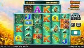 Raging Rhino Megaways Gameplay Review