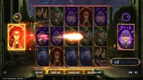 Arcane Reel Chaos Hero Strike