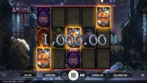 Arcane Reel Chaos Free Spins Bonus
