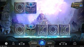 Asgardian Stones Slot Avalanche Feature