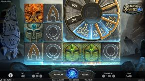 Asgardian Stones Slot Free Spins Feature