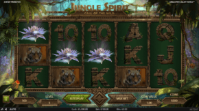Jungle Spirit Call of the Wild Slot Scatters