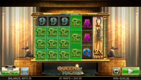 Queen of Riches Slot Big Win