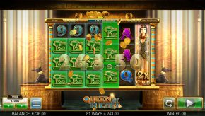 Queen of Riches Slot Win