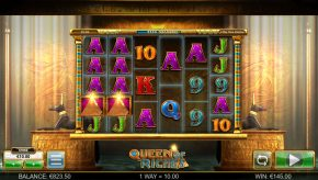 Queen of Riches Slot Pyramids