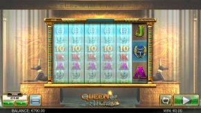 Queen of Riches Slot Reels Symbols