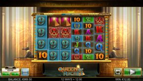 Queen of Riches Slot Gameplay