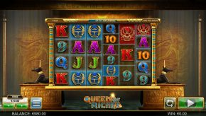 Queen of Riches Slot Reels