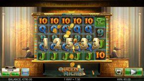 Queen of Riches Slot Symbols