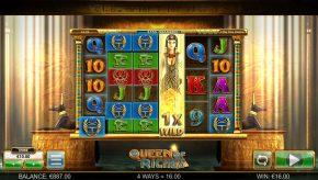 Queen of Riches Slot Wild Reel