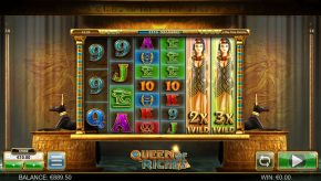 Queen of Riches Slot Wilds