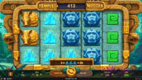 Temple of Nudges Slot Gameplay