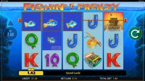 Fishin Frenzy Megaways Gameplay Review