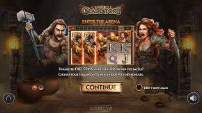 Game of Gladiators Slot Arena