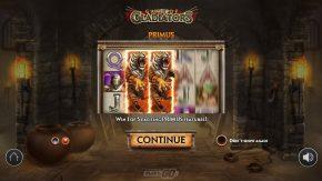 Game of Gladiators Primus
