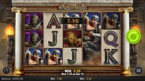Game of Gladiators Slot bonus