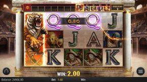Game of Gladiators Slot Wild