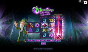 Merlin's Moneyburst Slot Features