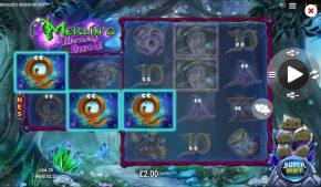 Merlin's Moneyburst Respin Feature