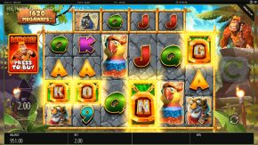 Return of Kong Megaways Free Spins Symbols