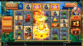 Return of Kong Megaways Monke Bonus