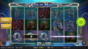Rise of Merlin Slot Similar Symbols