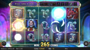 Rise of Merlin Slot Symbols