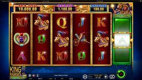King Ramses Triple Shot Gameplay