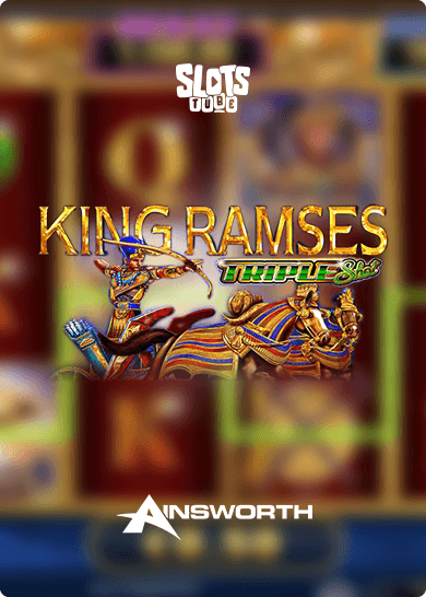 King Ramses: Triple Shot