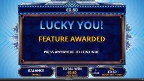 Lucky U Slot Bonus