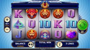 Lucky U Slot Empty Symbols