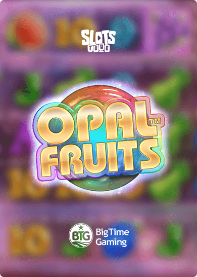 Opal Fruits Slot Review