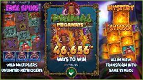 Primal Megaways Features