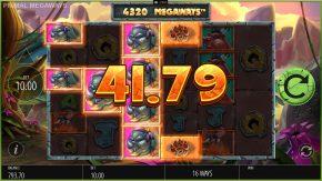 Primal Megaways Slot Bonus