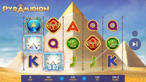 Pyramidion Slot Bonus