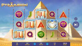 Pyramidion Slot Wild Bonus
