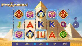 Pyramidion Slot Wild Symbol