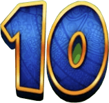 Return of Kong Megaways 10 Symbol