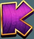 Return of Kong Megaways K Symbol