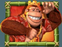 Return of Kong Megaways Kong Symbol