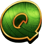 Return of Kong Megaways Q Symbol