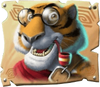 Return of Kong Megaways Tiger Symbol