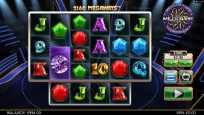 Who Wants to be a Millionaire Megaways Gameplay