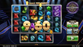 Who Wants to be a Millionaire Megaways Slot Bonus