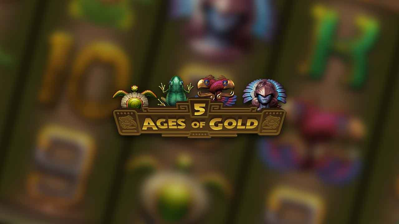 5 Ages of Gold Slot Free Play