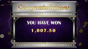 Break da Bank Again Respin Win After Free Spins