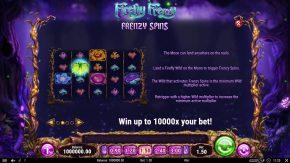 Firefly Frenzy Frenzy Spins