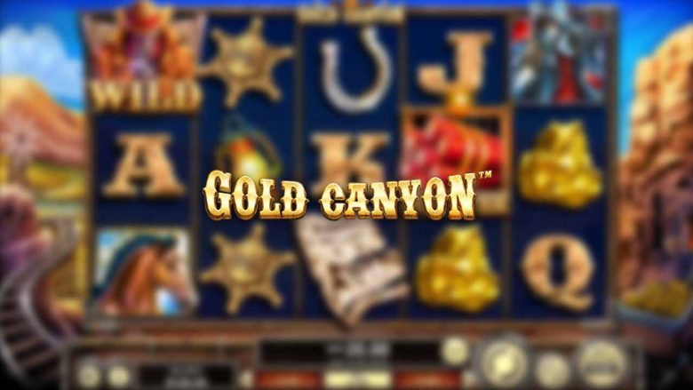 Gold Canyon Video Slot Review