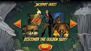 Jackpot Quest Slot Features